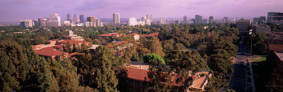 University Of California Photograph - University Campus, University Of by Panoramic Images