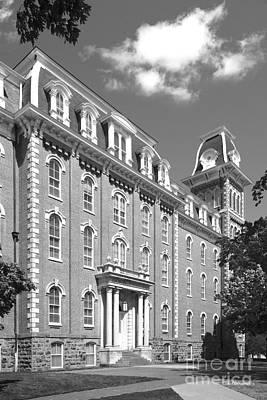 University Of Arkansas Photograph - University Of Arkansas Old Main  by University Icons