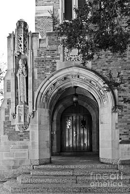 Coeducational Photograph - University Of Notre Dame by University Icons