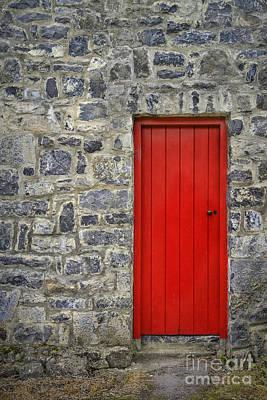 Unlock The Door Print by Evelina Kremsdorf