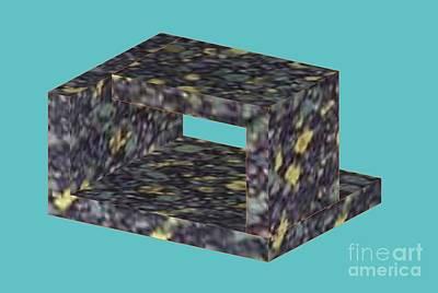 Unreal Object Original by Evgeny Pisarev