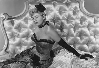 Untamed Frontier, Shelley Winters, 1952 Print by Everett