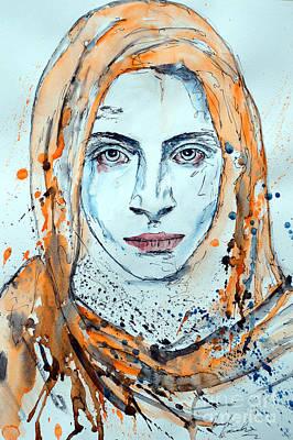 Untitled 10 Print by Ismeta Gruenwald