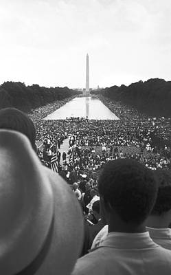 Untitled Print by 1963 March On Washington