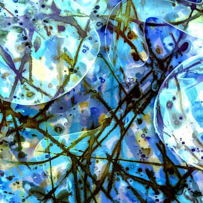 Atlantis Painting - Atlantis Rising by Odessa Christiana