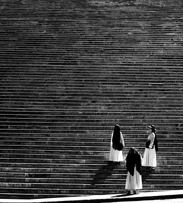 Trio Photograph - Untitled by Francesco Santini