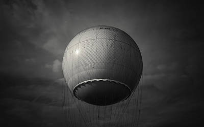 Krakow Photograph - Up Up And Away by Chris Fletcher