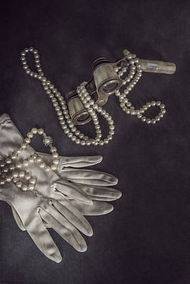 Necklace Photograph - Upper Class by Joana Kruse