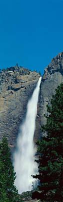 Grand View Of Nature Photograph - Upper Yosemite Fall, Yosemite National by Panoramic Images