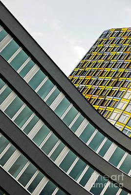 urban rectangles III Print by Hannes Cmarits
