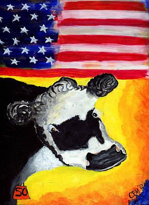 Usa Baldie Original by Cindi Finley Mintie