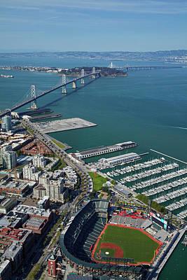 Usa, California, San Francisco Print by David Wall