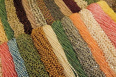 Necklace Photograph - Usa, California, San Francisco by Jaynes Gallery