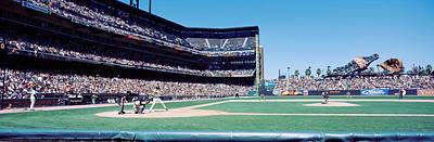 Usa, California, San Francisco, Sbc Print by Panoramic Images