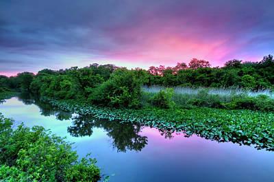 Nature Center Photograph - Usa, Pennsylvania, Philadelphia, Silver by Jaynes Gallery