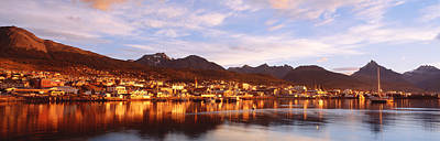 Beagle Photograph - Ushuaia Tierra Del Fuego Argentina by Panoramic Images