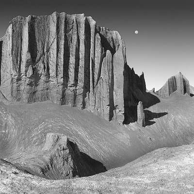 Utah Outback 20 Print by Mike McGlothlen