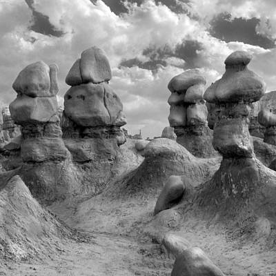 Goblin Photograph - Utah Outback 23 by Mike McGlothlen