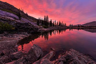 West Photograph - Utah's Cecret by Chad Dutson