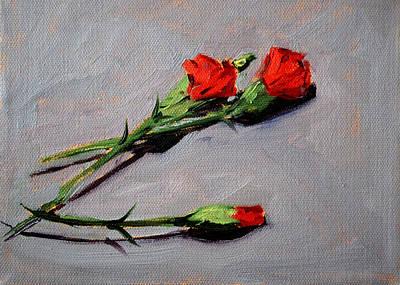Valentine Original by Nancy Merkle