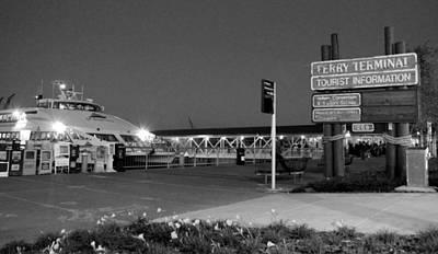 Vallejo Ferry Terminal Original by Eric Martin