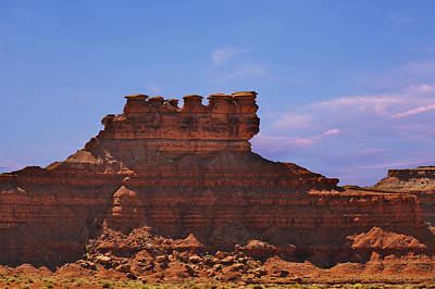 Weather Photograph - Valley Of The Gods by Christine Till