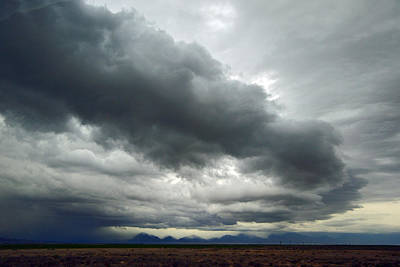 Photograph - Valley Storm by Jeremy Rhoades