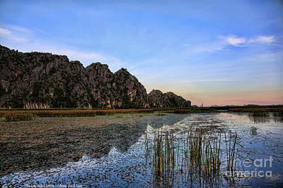 Binh Photograph - Van Long Reserve Iv by Chuck Kuhn