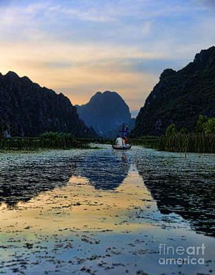 Binh Photograph - Van Long V by Chuck Kuhn