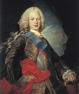 1759 Photograph - Van Loo, Louis Michel 1707-1771 by Everett
