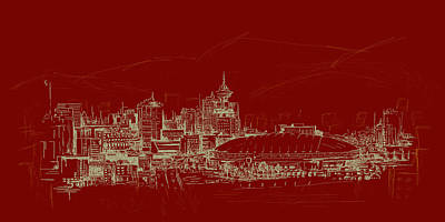 Vancouver Art 007 Print by Catf