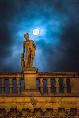 Statue Photograph - Venice by Cory Dewald