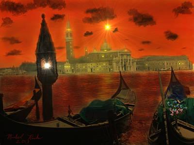 Venice - Italy Original by Michael Rucker