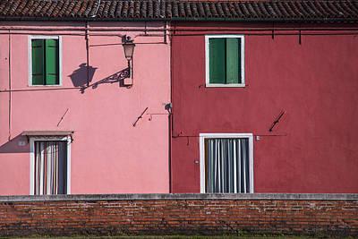 Venecia Photograph - Venice Outlines.. by A Rey