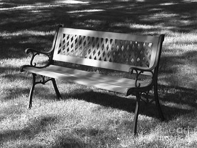 Dialog Photograph - Venue For Dialogue by Ann Horn