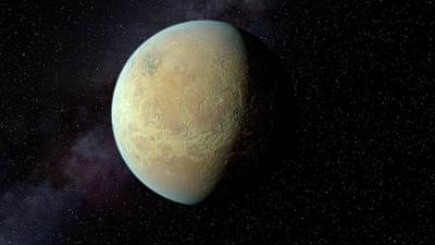 Venusian Photograph - Venus And Its Atmosphere by Joe Tucciarone