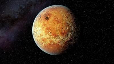 Venusian Photograph - Venus And Its Rocky Surface by Joe Tucciarone