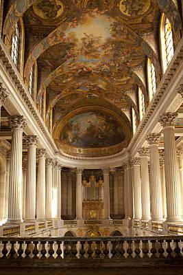 Photograph - Versailles 1 by Art Ferrier