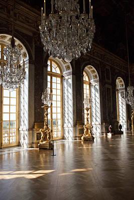 Photograph - Versailles 2 by Art Ferrier