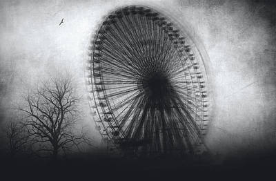 Surreal Photograph - Vertigo by Taylan Soyturk