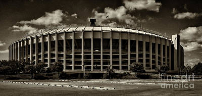 Phillies Photograph - Veterans Stadium 1 by Jack Paolini