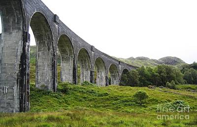 Landscape Photograph - Viaduct by Denise Railey