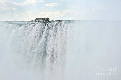 Victoria Falls Print by Delphimages Photo Creations