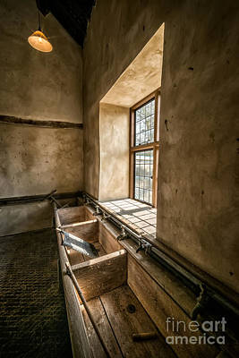 Laundry Room Photograph - Victorian Laundry Room by Adrian Evans