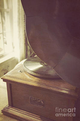 Victrola Original by Margie Hurwich