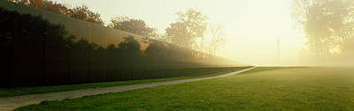 The Pathway Photograph - Vietnam Veterans Memorial, Washington by Panoramic Images