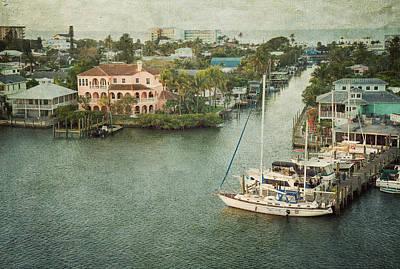 Kim Photograph - View At Fort Myers Beach - Florida by Kim Hojnacki