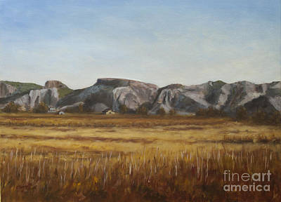 Schmid Painting - View From Cr L by J Kenneth Grody