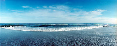 Urban Scenes Photograph - View Of The Atlantic Ocean At Fort by Panoramic Images