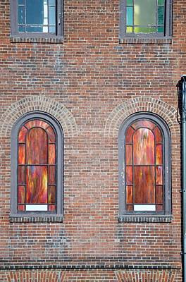 Fenster Photograph - Vindauga by Sonali Gangane